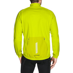 VAUDE Posta V Giacca Softshell Uomo, bright green